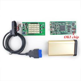 Wholesale Cdp Pro Cars Oki - V2014.2 TCS CDP OKI (M6636B OKI Chip) for cars & trucks CDP PRO OKI with full function