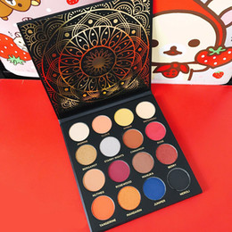 Wholesale Shadow Ace - hot make up eye shadow Ace Beaute Eyeshadow Platte Ace Beaute Quintessential Palette 16 Colors Matte and Shinny Eyeshadow DHL Shipping