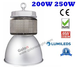Wholesale Fedex Stations - To Gus 250W LED high bay light meanwell driver 5 years warranty high quality best price fedex free shipping 250 watt LED highbay