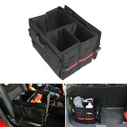 Wholesale Cargo Box Storage - For BMW JEEP AUDI VW Car Trunk Cargo Organizer Folding Storage Box Bag Multi-purpose Case for Car Truck SUV #CEK103