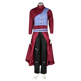 Wholesale Games Sexo - 2015 New Sexo Sex Products Shippuden Gaara Cosplay Costume Anime Costumes Classic Design Cheaper Cos Sets Different Sizes To Choose 2690