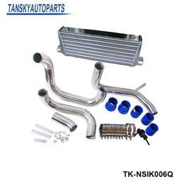 Wholesale Nissan Skyline Radiator - High Quality Intercooler Kit FOR NISSAN Skyline R32 HC32 HNR32 With No Logo TK-NSIK006Q Have In Stock