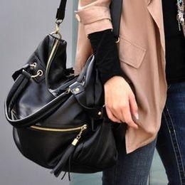 Wholesale Chinese Genuine Leather Handbags - 2016 new chinese women messenger bag new women handbag fashion genuine leather bag portable shoulder bag cross-body bolsas women leather bag
