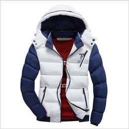Wholesale Cheap Real Coats - Real Brand New Real Clearance Mens Cheap Down Jacket Expedition Parka Winter Warm Coat men thick down parkas coats