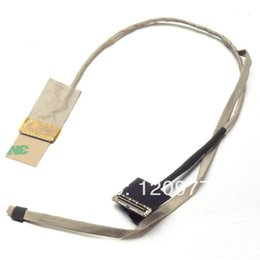 Wholesale Cable Flex Lcd Laptop - New LCD Display Video Flex Cable Fit For HP G6-2000 G6-2238DX Series Laptop F1242 W0.5