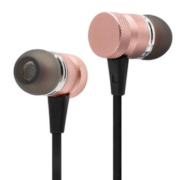 Wholesale Metal Bass - New Bluetooth headphones earphone Wireless Earphones Magnetic Earphones Super Bass Stereo Metal Earphone With Mic For cell phones headphone