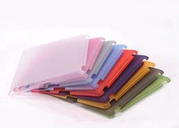 Wholesale Ipad Case Wholesale Dhl - Hot Selling Clear Transparent Hard Plastic Ultra Thin PC Back case cover For ipad 2 3 4 ipad air ipad mini DHL Free