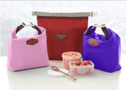 Wholesale Food Container Organizer - Travel Outdoor Lunch Carry Bag Picnic Tote Container Cooler Insulated Thermal Waterproof Organizer