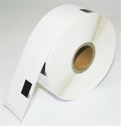 Wholesale Dk Labels - 100 x Rolls Brother DK-11201 DK 11201 DK11201 DK-1201 DK 1201 DK1201 Compatible thermal Labels 29x90mm 400 labels per roll