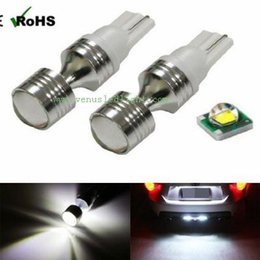 Wholesale Indicator Light Bulbs - led indicator instrument clearance T10 30W High Power 6 CREE car styling LED Bulbs For Car Backup Reverse Lights 912 921