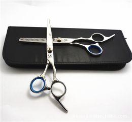 Canada Ciseaux De Coiffure En Acier Inoxydable Professionnel Ciseaux De Cheveux Couper Les Dents Des Cheveux Amincissant Des Ciseaux cheap professional razor scissors Offre