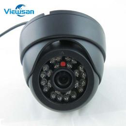 Wholesale Camera Domes Plastic - HD 720P IP Camera CCTV Indoor plastic dome camera with 20M IR night vision