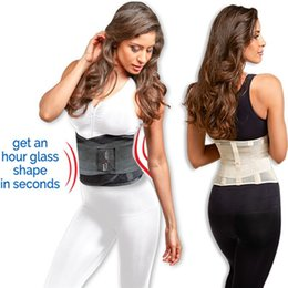 Wholesale Latex Waist Shapers Wholesale - 2015 hot Hour Glass latex waist cincher, new women's waist training corsets,hot shapers waist trainer,Shapewear slimmers,slimming belt