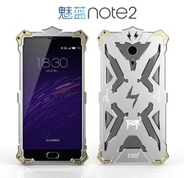 Wholesale Meizu M2 - MEIZU M1 m2 note New Original Design metal Shell of Cool Metal Aluminum THOR IRONMAN protection phone cover shell case