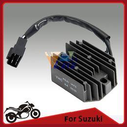 Wholesale Tracking Voltage Regulator - Motorcycle Bike Voltage Regulator Rectifier for Suzuki AN400 AN250 Burgman 400 250 Skywave 400 250 order<$18no track