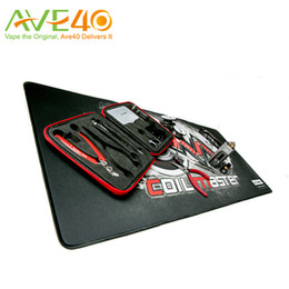 Wholesale Back Mats - Coil Master Building Mat for your Vape Anti Slip Backing Multipurpose Use for PC Pad Coil Master Pad 100% Original