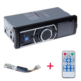 Wholesale Car Sd Speaker - Car Audio Stereo In Dash Fm Receiver With Mp3 Player & USB SD Input for AUX Receiver ZM00037