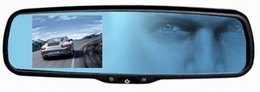 Wholesale Nissan Mirrors - 3.5 inch HD 960*240 Digital TFT LCD Mirror Car Parking Monitor auto dimming rear mirror