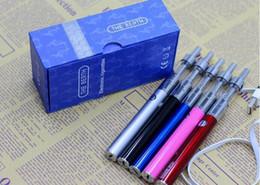 Wholesale E Sigarette - evod e cig wholesale e cigarettes starter kit 900mah vape pen usb 2016 new slim e sigarette vs x6 vaporizer dhl