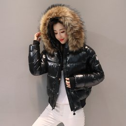 Wholesale Bamboo Batting - winter the new bright and bright girl student's cute coat jacket
