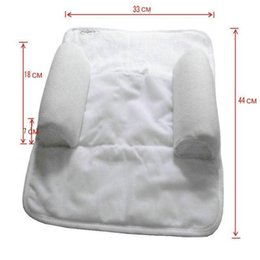 Wholesale Travel Sleep Support - Free shipping Newborn Pillow Positioner The 1st Years Baby Sleep Anti-roll Head Support Toddler Ultimate Vent Fixed System Travel Friends
