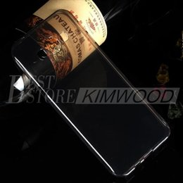 Wholesale Soft Silicone S4 - Samsung Phone Case Ultra Thin Crystal Clear TPU Silicone Soft Cover For S3 Note2 3 S3 S4 S5 Mini