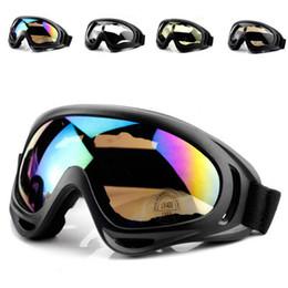 équipement de protection tactique Promotion Vélo de plein air Lunettes de sport Lunettes de protection pour Hommes Femmes Moto Coupe-vent Lunettes Tactique Équipement UV400 Protection