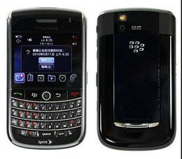 Wholesale Wholesale Cdma Mobiles - Original BlackBerry Tour 9630 GSM&CDMA 3.2MP 480 x 360 pixels, 2.4 inches GPS QWERTY Keyboard Unlocked Mobile Phone