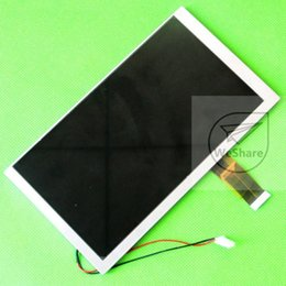 Wholesale Dvd Reader Screen - hot sell 7inch TFT LCD A070FW03 V1 V2 V3 A070FW03 V.1 LCD Screen For GPS E-book Reader,Car DVD Player free shipping