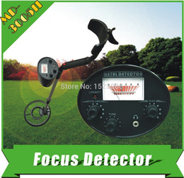 Wholesale Ii Security - MD-3005 II view meter Cheap metal detector gold hunter with 2 Operation modes