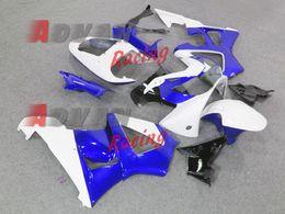 2014 Hot Blue White Verkleidungs-Karosserie-Plastiksatzsatz CBR900RR CBR929RR 2000-2001 057 von Fabrikanten