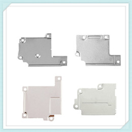 Wholesale Antenna Apple - High Quality New Lcd Display Flex Cable Metal Wifi Antenna Cover Plate Holder Bracket For iPhone 5G 5S 5C SE 6 6 Plus 7 6S 6S Plus