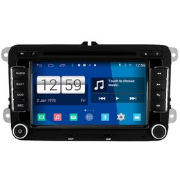 Wholesale Skoda Car Gps Dvd - Winca S160 Android 4.4 System Car DVD GPS Headunit Sat Nav for Skoda Superb 2008 - 2012 with Wifi Radio Tape Recorder