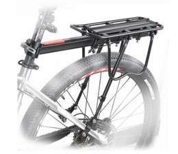 Wholesale Mountain Racks - Mountain Bike Aluminum Alloy Shelves explorer Bicycle Rear Rack Fender Carrier Bearing 70kg Bicycle Accessories for sports and outdoors