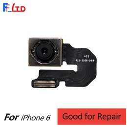 2019 iphone haupt-motherboard Für iPhone 6 ursprüngliche nagelneue rückseitige Kamera-Versammlung, die großen Kamera-Ersatz gegenüberstellt freies DHL-Verschiffen gegenüberstellt