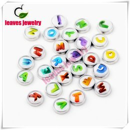 Wholesale Origami Love - Wholesale Free shipping new floating charms DIY alphabet letter floating charms for origami owl locket charm