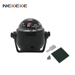 Wholesale Car Sales Cheap - NEKEKE Car guide ball compass sea boat compass,Cheap, high quality, hot sale For boat yachts RVs, cars, motorcycles