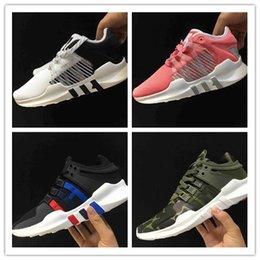 Wholesale Fabric Equipment - Top Quality,EQT Support ADV Primeknit Running Shoes,Mens Ultra Boost Womens Equipment running shoes Cheap Fashion Running Sneakers