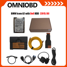 Wholesale Icom Code - 2015.12 Newest software forBMW ICOM A2+B+C Multiplexer Diagnostic & Programming Tool For BMW Multi-language ICOM A2 DHL Free Shipping