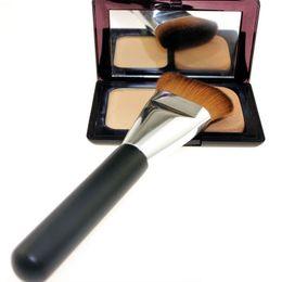 Wholesale Black Beauty Ladies - 1 PC New Professional Women Lady Soft Makeup Flat Contour Blend Brush For Face Cheeks Foundation Popular Makeup Beauty Tools