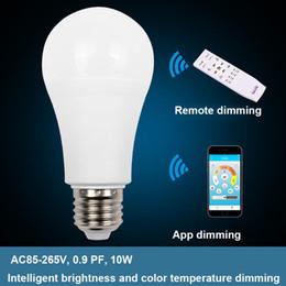 Nouveau style! L'ampoule menée E27 a mené des lumières menées ampoule intelligente SMD2835 de la lampe SMD2835 de l'ampoule intelligente 10W Dimmable des ampoules intelligentes 10W Dimmable, 96pcs / LOT ? partir de fabricateur