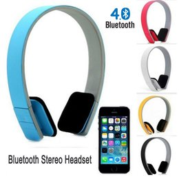 Wholesale Earphones For Watch Phone - Bluetooth Headphone Headset LC-8200 LC8200 Wireless Stereo Sport Earphone Music with Microphone For Smart Watch Phone PC with Retail Packing