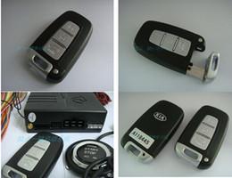 2019 acura key Universal Car A Key To Start Smart Key System Modification Entrada sin llave Remote Start Sistema de arranque sin llave del coche con control remoto