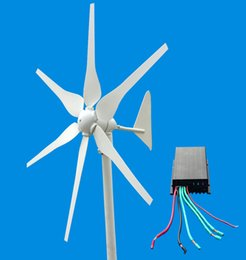 Wholesale Alternator Winding - 1set DC12V 24V 300w wind turbine, alternator for wind generator  windmill + controller wholesales