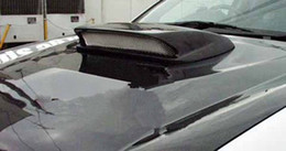 Wholesale Subaru Gdb - CARBON FIBER 02-03 IMPREZA GDB GDA GG WRX STi HOOD BONNET INTAKE VENT SCOOP
