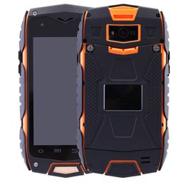 Wholesale Discovery Smart Phone Screen - Discovery V11 Android5.0 IP68 Waterproof Phone MTK6582 Quad Core 1.3GHZ 1GB RAM 16GB ROM 3G GPS Dustproof Shockproof Outdoor Smart Phone