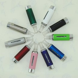 Wholesale Ecigarette Twist - eGo Bottom Coil Changeable MT3 Vaporizer Cartomizer MT3 Clearomizer Atomizer tank vape fit ecigarette ecig evod twist vision spin battery