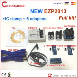 Wholesale Drive Update - Wholesale-Free Shipping! New EZP2015 + NEW IC clip + 6 adapters, update from EZP2010 25 24 93 bios High Speed USB Programmer