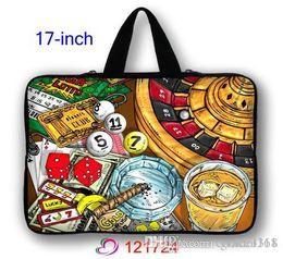 "Wholesale Handbag Print Map - Stylish Compass & Maps Hot Design Universal HandBag Sleeve Case Pouch For 16"" 17"" 17.3"" 17.4"" Laptop PC"