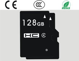 Wholesale Real Capacity 64gb Micro Sd - The lowest sales of the real capacity of 128GB memory card 8GB 16GB 32GB 64GB Class 10 Micro SD Card